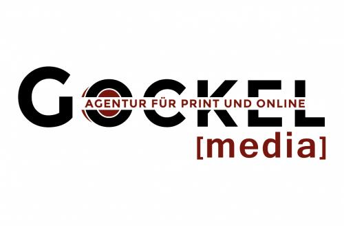 Logo - Gockel Media - Agentur für Print und Online